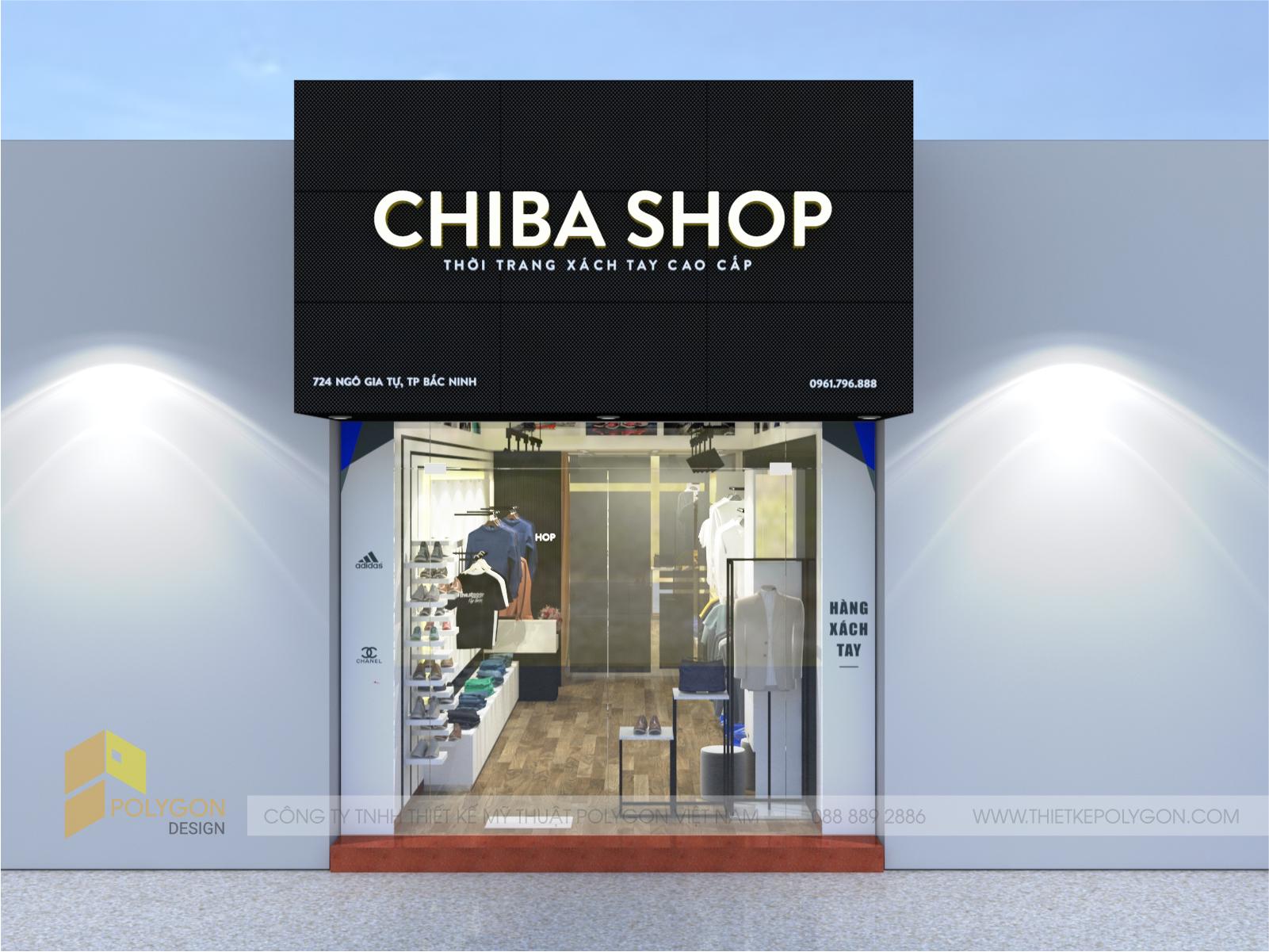 CHIBA SHOP
